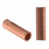 Beadalon Large Crimp Tubes Bare Copper 10mm For 14ga 55pcs
